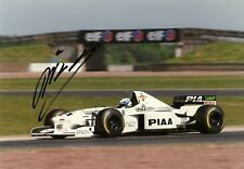 Mika Salo Genuine Signed Photo British Grand Prix Tyrrell Formula F1
