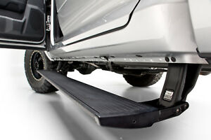 AMP PowerStep Retractable Running Board for Silverado Sierra 1500 2500 3500 HD