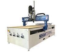 NEW ShopSabre CNC PRO408 Production Router System
