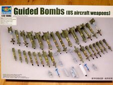 Trumpeter 1:32 Guided Bombs U.S. Aircraft Weapons Model Kit