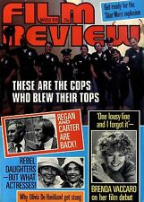 FILM REVIEW MAGAZINE 1978 THE SWEENEY, STAR WARS, BRENDA VACCARO, ALEC GUINESS