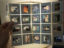 DC, FLA, PHIL, PROVIDENCE Lot of 40 35MM Amateur Photo Slides 68-72