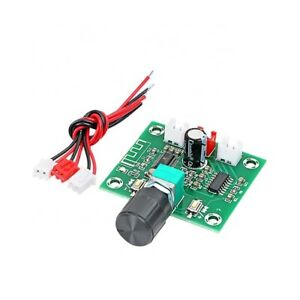 Module récepteur bluetooth 5.0 avec amplification 2x 5 watt intégrée