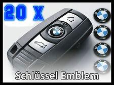 20x 11mm FOR BMW Key Emblem Schlüssel fernbedienung aufkleber fob Logo BMW