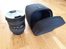 Sigma EX DC HSM 10-20mm Lente f/4-5.6 - Nikon Fit-Excelente Estado