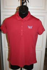 Nike Womens Golf Polo Extra Small US UK RYDER CUP 1969 Maroon RARE NEW
