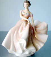 Royal Doulton The Polka Petite Figurine Iconic Collection HN5652 Limited Edt New