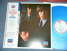 ROLLING STONES Japan 1981 Blue Wax Vinyl LP+Obi VOL.2 No.2 UK Version
