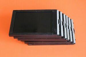 Six Kodak 5 x 7 Film Holders
