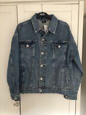 Urban Outfitters BDG Oversized Boyfriend Denim Jacket - Size Small