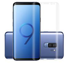 2x Samsung Galaxy S9 3D FULL COVER PET PANZERFOLIE Schutzfolie Displayfolie