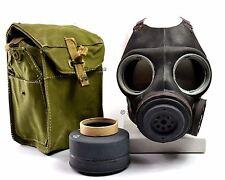 WWII British / Danish gas mask M45 Old vintage gas mask Large size