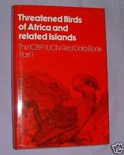 THREATENED BIRDS OF AFRICA AND RELATED ISLANDS hbdj