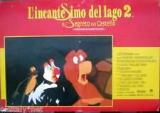 fotobusta '97 L'Incantesimo del Lago 2,il Segreto del Castello-The Swan Princess