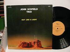 JOHN SCOFIELD TRIO Out like a light ENJA 4038