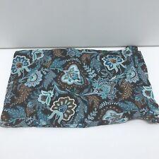 Vera Bradley JAVA BLUE Shoe Bag NWOT