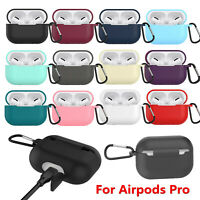 Pour  Airpods Pro 3 Gen. Earbuds Silicone Case Protection Housse Coque Etui
