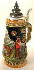 German Beer Stein - Switzerland