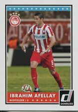 Donruss Soccer 2015 Base Card #78 Ibrahim Afellay