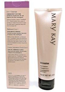 DISCONTINUED Timewise 3-in-1 Cleanser For Combination To Oily Skin