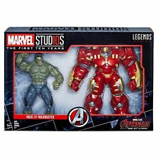 (IN-HAND) Hasbro Marvel Legends 10th Anniversary Avengers Hulk & Hulkbuster Set
