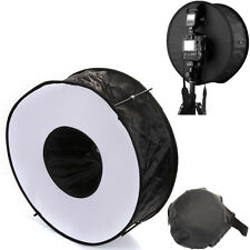 45.7cm / 45cm Easy-Fold Macro Ring Rund Runde Softbox for Speedlite Blitz Licht