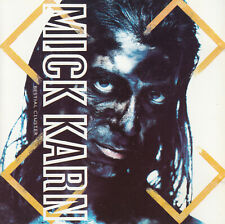 Mick Karn - Bestial Cluster CD 1993 Electronic Ambient