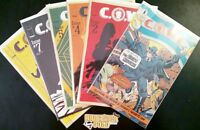 C.O.W.L #1, 2, 4, 5, 7 & 8 (2014 IMAGE Comics) ~ NM Comic Book