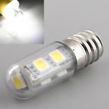 9C82 B443 E14 220V/1W 7LED Bright White Office Refrigerator Corn Light Lamp Bulb