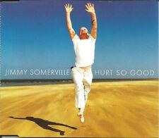 Bronski Beat JIMMY SOMERVILLE Hurt So Good EDITS & REMIXES CD Single BEATMASTERS