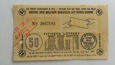 1957 50th Lottery drawn in Batu Pahat