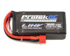 ProTek RC 3S 100C Silicon Graphene HV Shorty Lipo Battery (11.4V/3600mAh) Deans