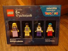 LEGO--MUSICIANS MINI FIGURE COLLECTION SET #1 (NEW) TOYS R US EXCLUSIVE