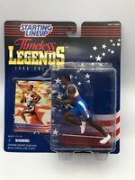 1996 Michael Johnson Kenner Starting Lineup SLU Olympics Timeless Legends NEW