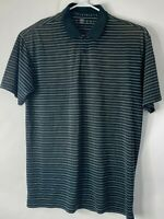 Men's Short Sleeve Polo Shirt, Nike, Style Golf, Size XL, Striped