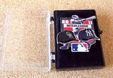 2011 Colorado Rockies vs Ny New York Yankees Interleague pin limited & numbered