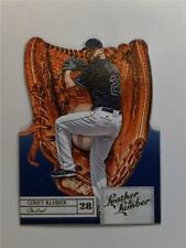 2019 Leather and Lumber Gloves Base #38 Corey Kluber