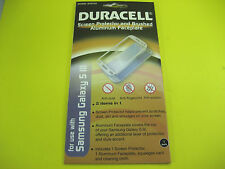 DURACELL SCREEN PROTECTOR & BRUSHED WHITE COLOR FOR SAMSUNG GALAXY S III