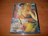 TENTACIONES ERÓTICAS - CINE DE MEDIANOCHE PLAYBOY DVD PRECINTADO