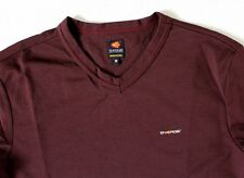 """Women's ENERGIE  long sleeve top size M chest  36"""" brown"""