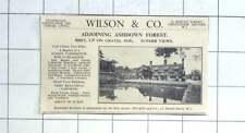 1936 Sussex Farmhouse Ashdown Forest, 9 Bedrooms 80 Acres For Sale