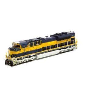 P&W SD70M-2 Locomotive #102 w/ Sound HO - Athearn Genesis #ATHG69372