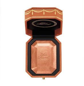 NIB - Too Faced Diamond Light Diamond Fire Bronzer CHOCOLATE DIAMOND - 0.42oz