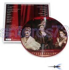 """MINA """"NAPOLI SECONDO"""" LP PICTURE DISC NUMERATO - TOTO"""