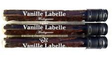 Tube 3x10 gousses de Vanille Bourbon de Madagascar Premium