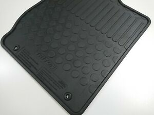 New genuine Mitsubishi Triton rubber floor mats to suit ML & MN 06-15