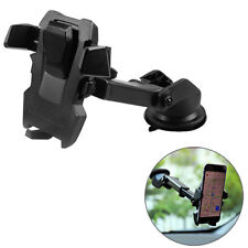 360° Retractable Car Dash Grip Mount Dock Window Holder Universal Phone Tablet
