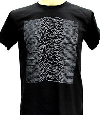 JOY DIVISION Unknown Pleasures T-Shirt S-M-L-XL-2XL-3XL-4XL kostenloser Versand