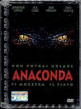ANACONDA - DVD NUOVO E SIGILLATO, PRIMA STAMPA EDIZIONE JEWEL CASE, RARISSIMOO!