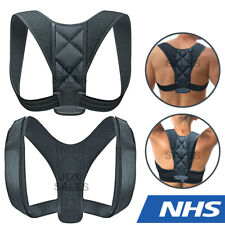 Posture Corrector Back Support Body Brace Wellness Lumbar Shoulder Support Belt